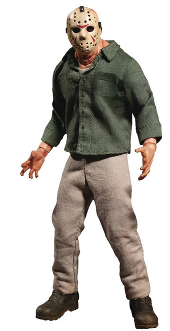 Friday The 13th One:12 Collective Jason Voorhees Action Figure [Part 3]