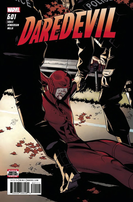 Marvel Comics Daredevil #601 Comic Book