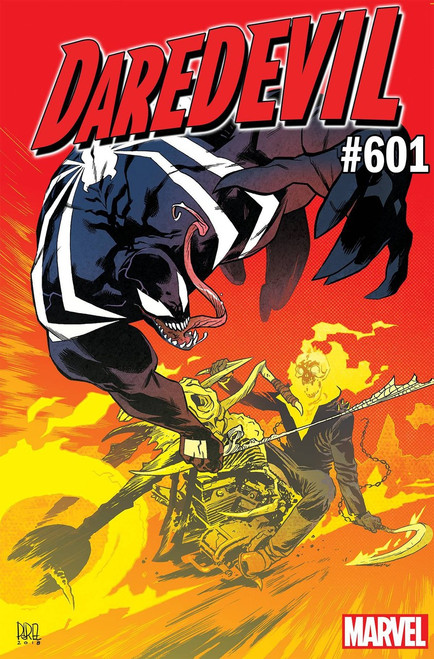 Marvel Comics Daredevil #601 Comic Book [Venom 30th Variant]