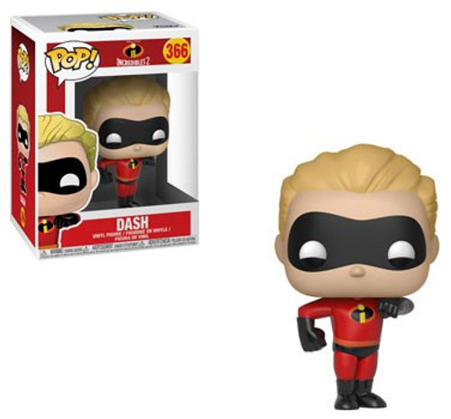 Funko Disney / Pixar Incredibles 2 POP! Disney Dash Vinyl Figure #366