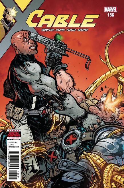 Marvel Comics Cable #156 Comic Book