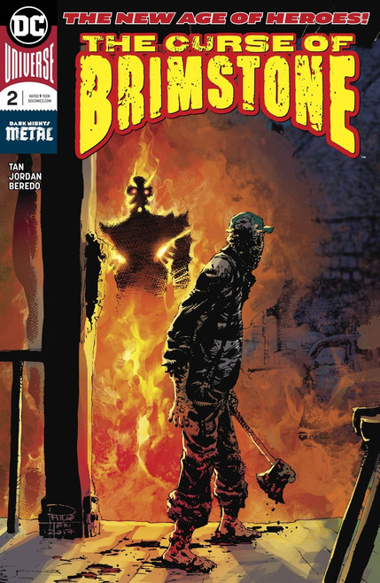 DC Curse of the Brimstone #2 Comic Book