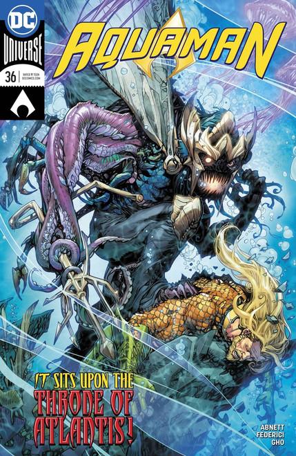 DC Aquaman #36 Comic Book