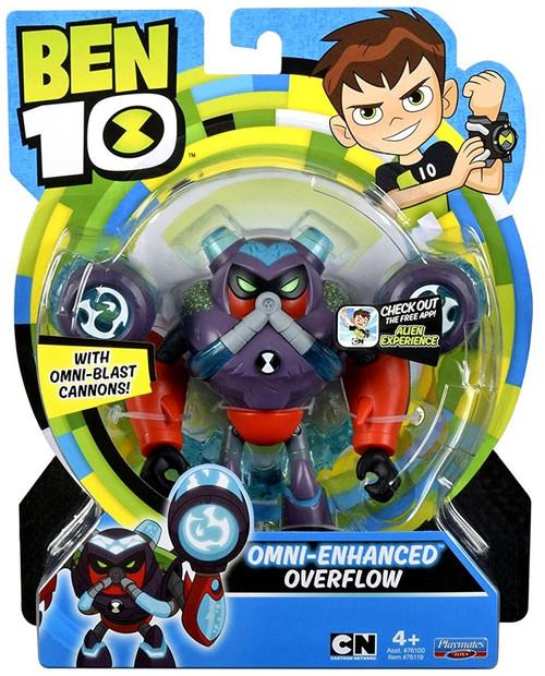 Ben 10 Basic Omni-Enhanced Overflow Action Figure