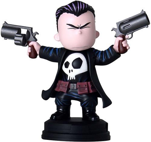 Marvel Punisher Animated Style Statue