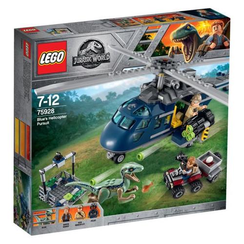 LEGO Jurassic World Blue's Helicopter Pursuit Set #75928
