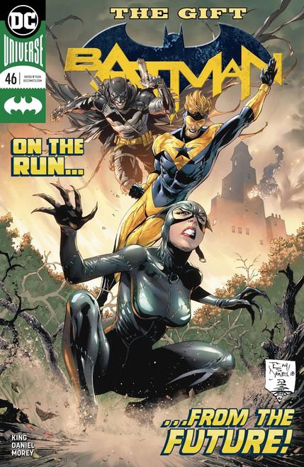 DC Batman #46 Comic Book