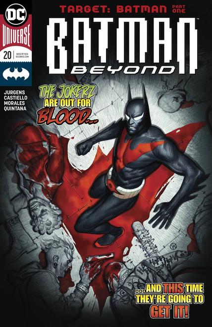 DC Batman Beyond #20 Comic Book