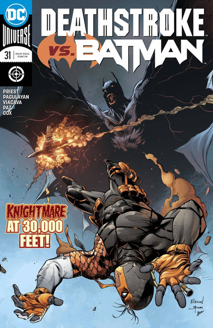 DC Deathstroke #31 Comic Book
