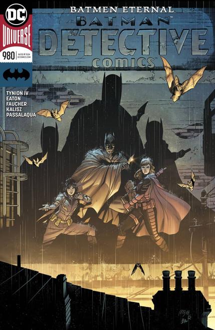 DC Detective Comics #980 Comic Book