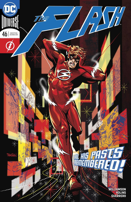 DC The Flash #46 Comic Book