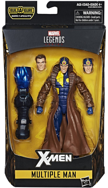 X-Men Marvel Legends Apocalypse Series Multiple Man Action Figure
