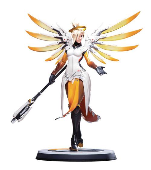 Overwatch Mercy 13.75-Inch Statue