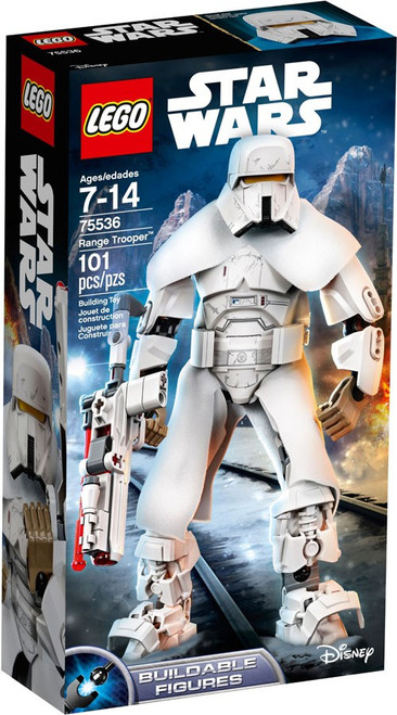 LEGO Star Wars Buildable Figure Range Trooper Set #75536