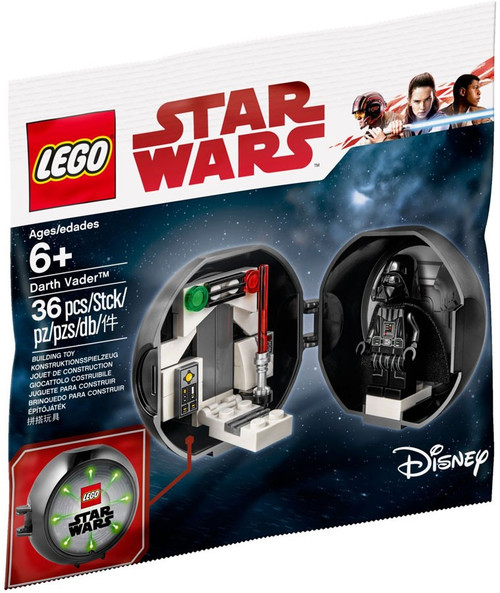 LEGO Star Wars Darth Vader Pod Mini Set #5005376 [Bagged]