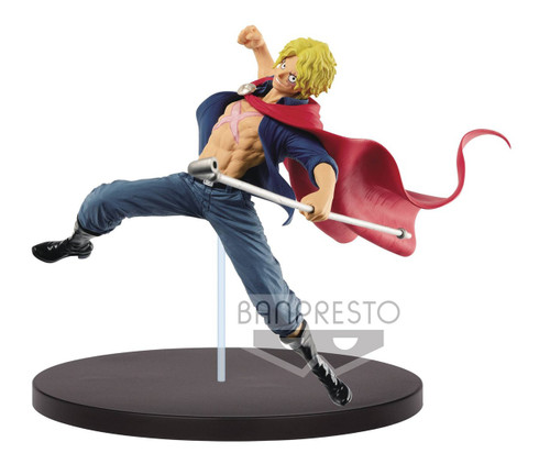 One Piece World Figure Colosseum 2 Sabo 5.1-Inch Collectible PVC Figure