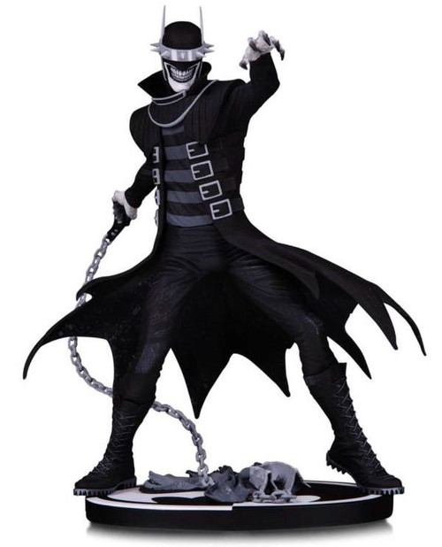 Black & White The Batman Who Laughs 7-Inch Statue [Greg Capullo, 1st Edition]