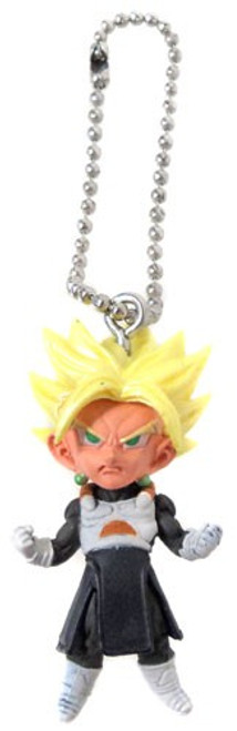 Dragon Ball Super UDM Burst 29 Super Saiyan Trunks 1.5-Inch Keychain Clip-On [Loose]