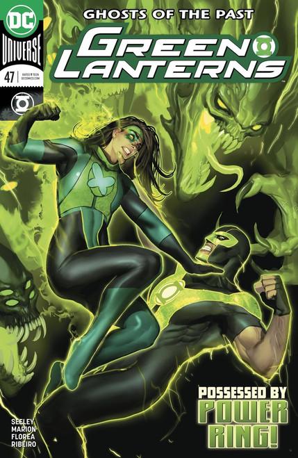 DC Green Lanterns #47 Comic Book