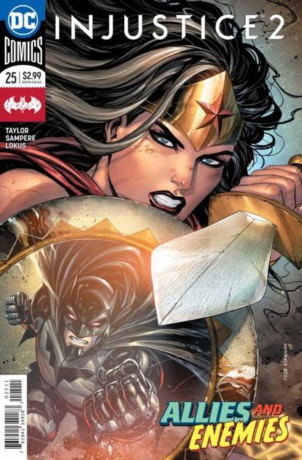 DC Injustice 2 #25 Comic Book