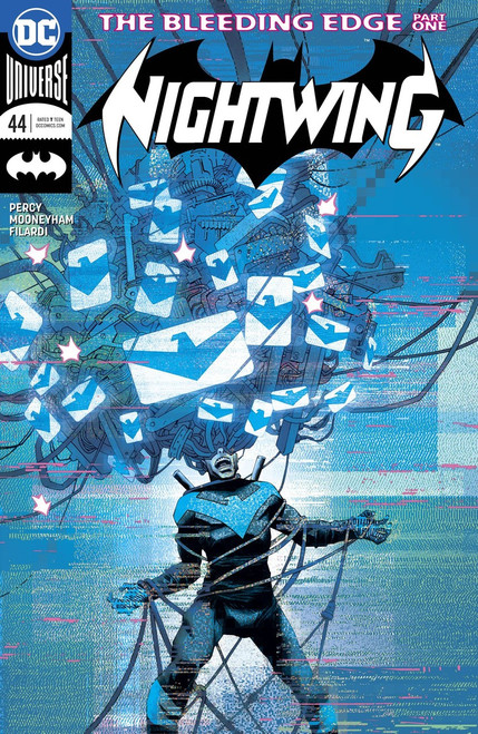 DC Nightwing #44 Comic Book
