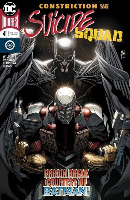 DC Suicide Squad #41 Comic Book