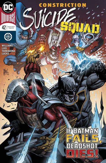DC Suicide Squad #42 Comic Book