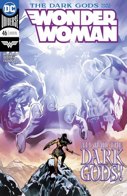 DC Wonder Woman #46 Comic Book
