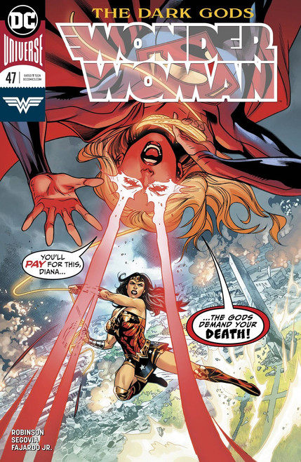 DC Wonder Woman #47 Comic Book