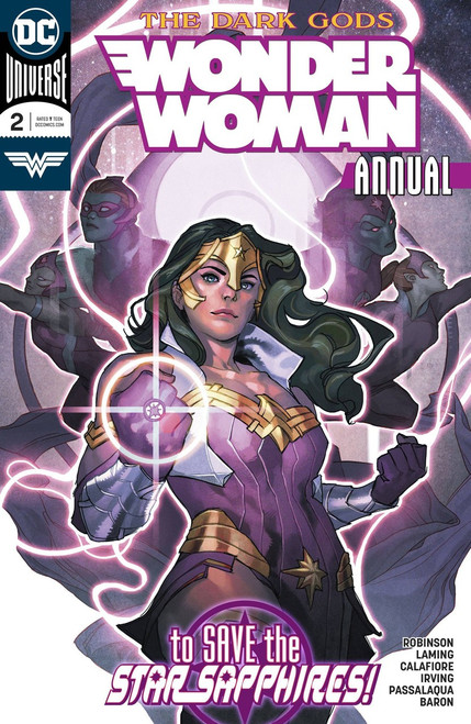 DC Wonder Woman #2 Annual Comic Book