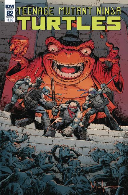 IDW Teenage Mutant Ninja Turtles Ongoing #82 Comic Book