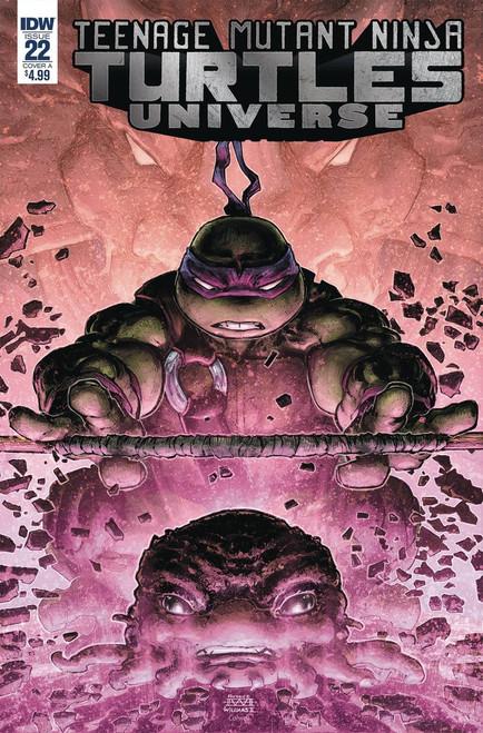 IDW Teenage Mutant Ninja Turtles Universe #22 Comic Book