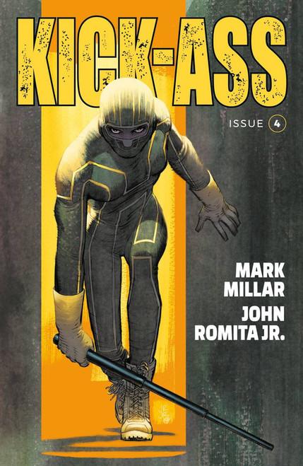 Image Comics Kick-Ass #4 Comic Book