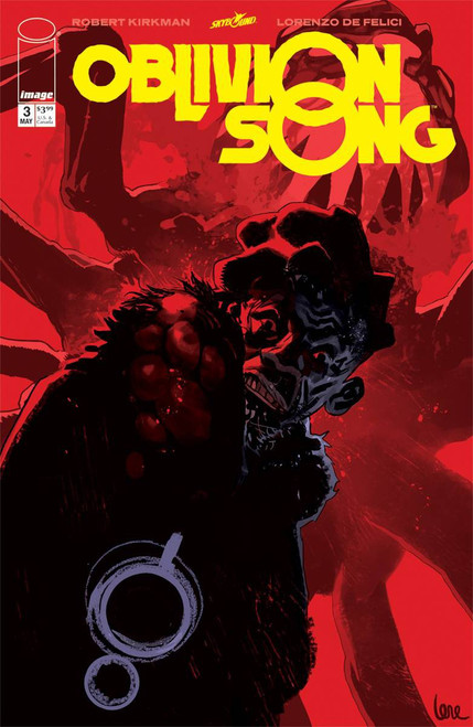 Image Comics Oblivion Song #3 Comic Book