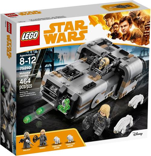 LEGO Solo A Star Wars Story Moloch's Landspeeder #75210