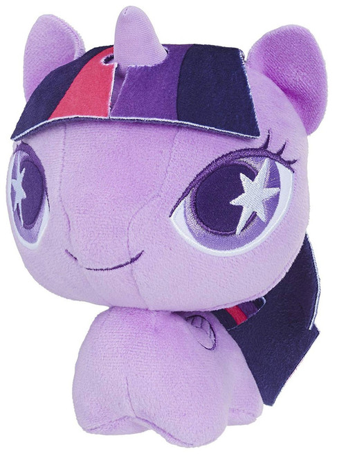 My Little Pony Friendship is Magic Cutie Mark Bobbles Twilight Sparkle Plush Bobble Head