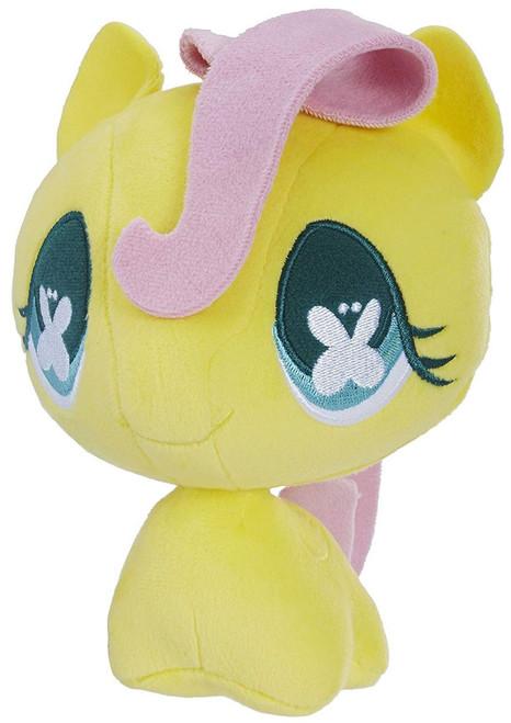 My Little Pony Friendship is Magic Cutie Mark Bobbles Fluttershy Plush Bobble Head