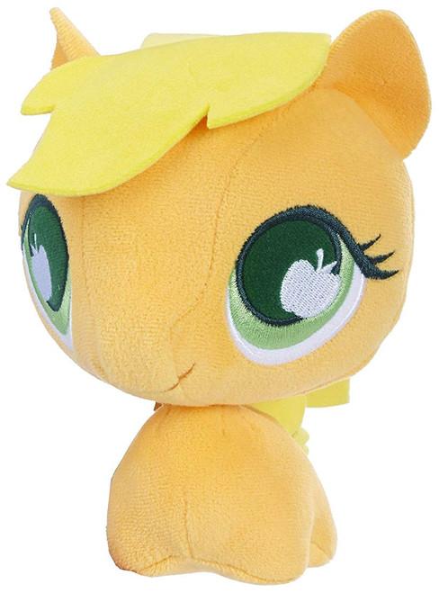 My Little Pony Friendship is Magic Cutie Mark Bobbles Applejack Plush Bobble Head
