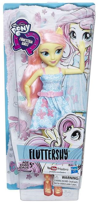 My Little Pony Equestria Girls Classic Fluttershy 11-Inch Doll