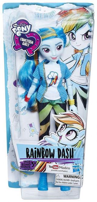 My Little Pony Equestria Girls Classic Rainbow Dash Doll [Wave 1]