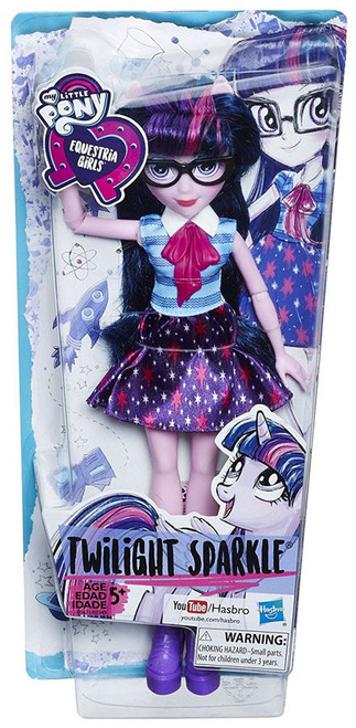 My Little Pony Equestria Girls Classic Twilight Sparkle 11-Inch Doll [Wave 1]