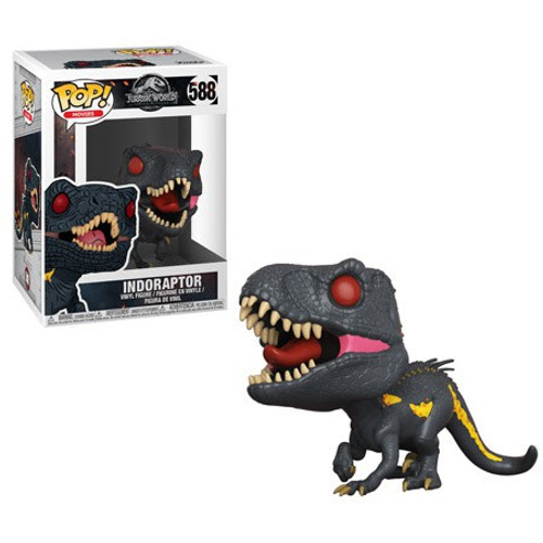 Funko Jurassic World Fallen Kingdom POP! Movies Indoraptor Vinyl Figure #588