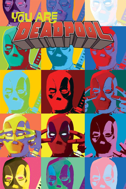 Marvel Comics You Are Deadpool #2 Comic Book