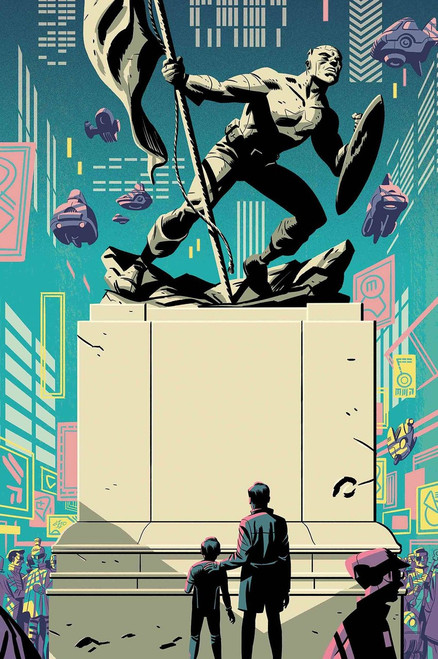 Marvel Comics Captain America #701 Comic Book