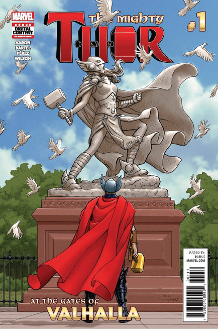 Marvel Comics Thor Gates of Valhalla #1 Comic Book