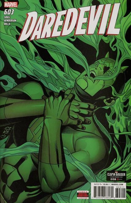 Marvel Comics Daredevil #603 Comic Book
