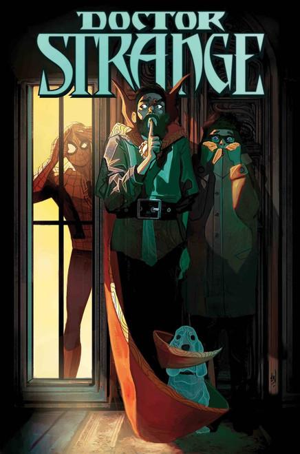 Marvel Doctor Strange #390 Comic Book