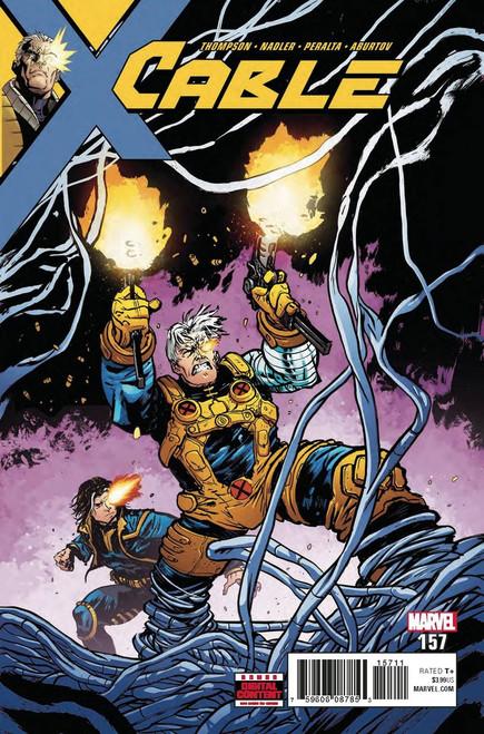 Marvel Comics Cable #157 Comic Book