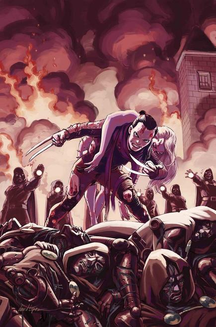 Marvel Comics All-New Wolverine #35 Comic Book