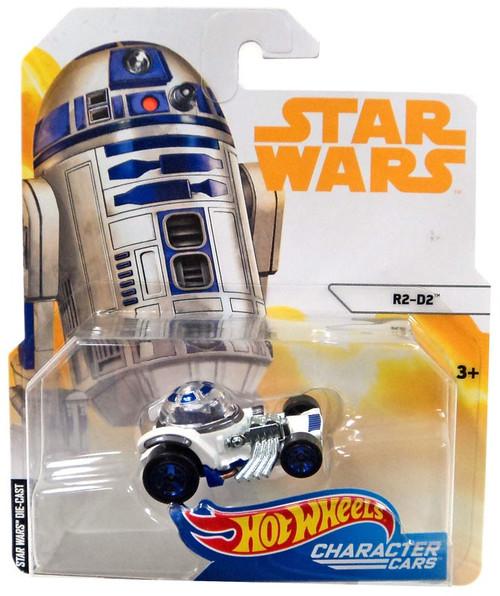 Hot Wheels Star Wars Character Cars R2-D2 Diecast Car